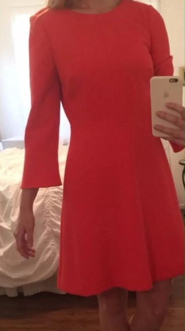 J.Crew Bell Sleeve A-line Lined Dress Image 7