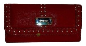 Nine West Nine West Wallet Burgundy (SKU 000000-3-8)