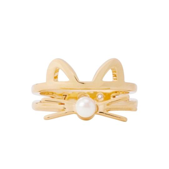 Preload https://img-static.tradesy.com/item/24321510/kate-spade-gold-out-west-ring-0-7-540-540.jpg