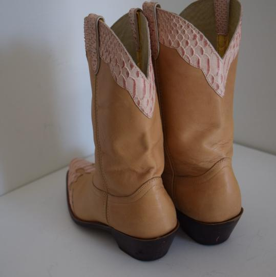 Durango light tan Boots Image 5