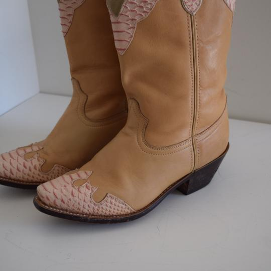 Durango light tan Boots Image 7