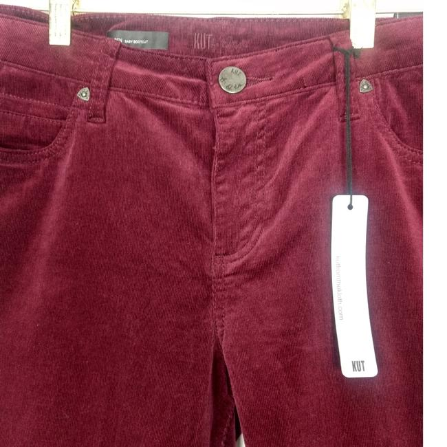 KUT from the Kloth Boot Cut Jeans Image 5