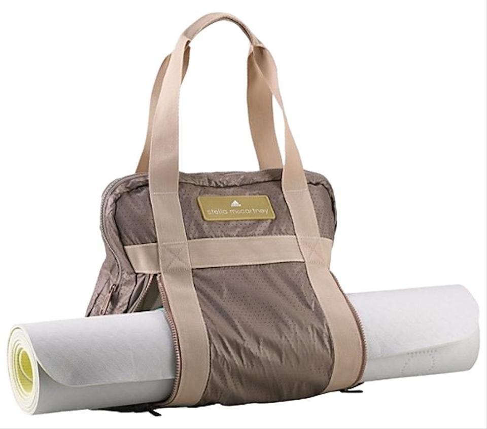 adidas By Stella McCartney Yoga Mat Lululemon Alo Tote in Taupe ... 0e81f032ed33f