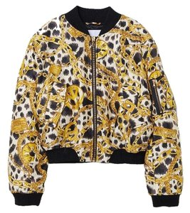MOSCHINO [tv] H&M Black/Gold Jacket