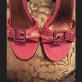 Isabella Fiore pink Sandals Image 1