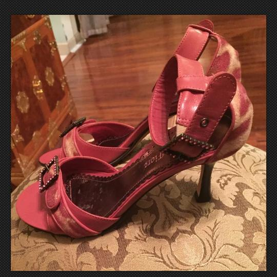 Isabella Fiore pink Sandals Image 4