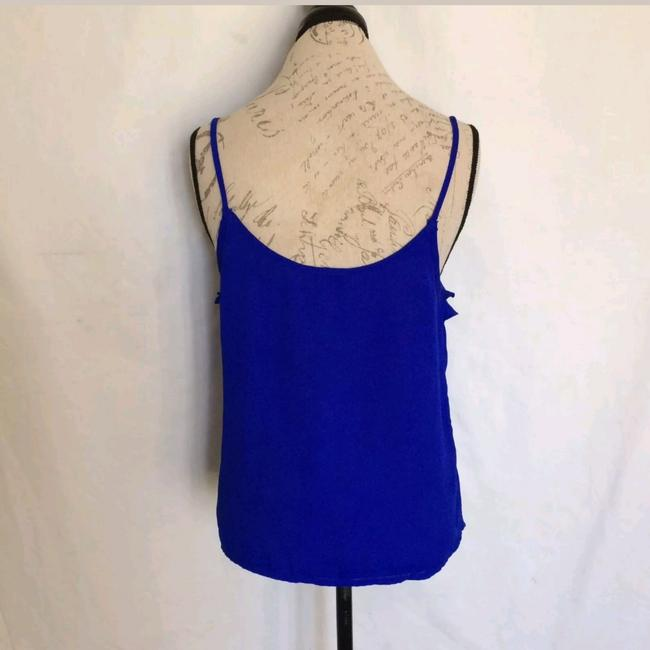 Charlotte Russe Top Blue Image 1