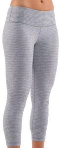 Lululemon Lululemon Pique Wunder Under Crop Leggings