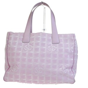Chanel Made In France Pink Travel Bag