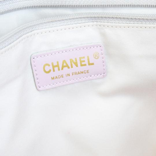 Chanel Made In France Pink Travel Bag Image 1