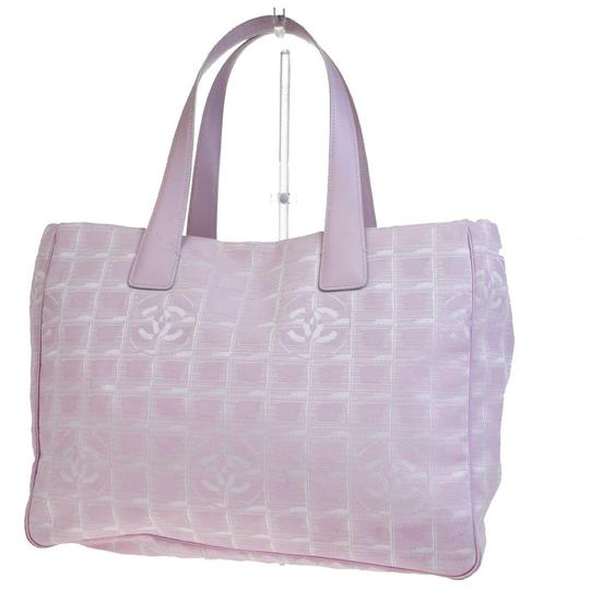 Chanel Made In France Pink Travel Bag Image 7