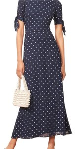 Punto Maxi Dress by Reformation