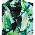 Escada Top Green/Black Image 1