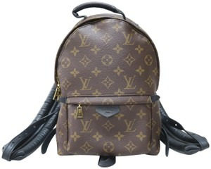Louis Vuitton Palm Springs Canvas Backpack