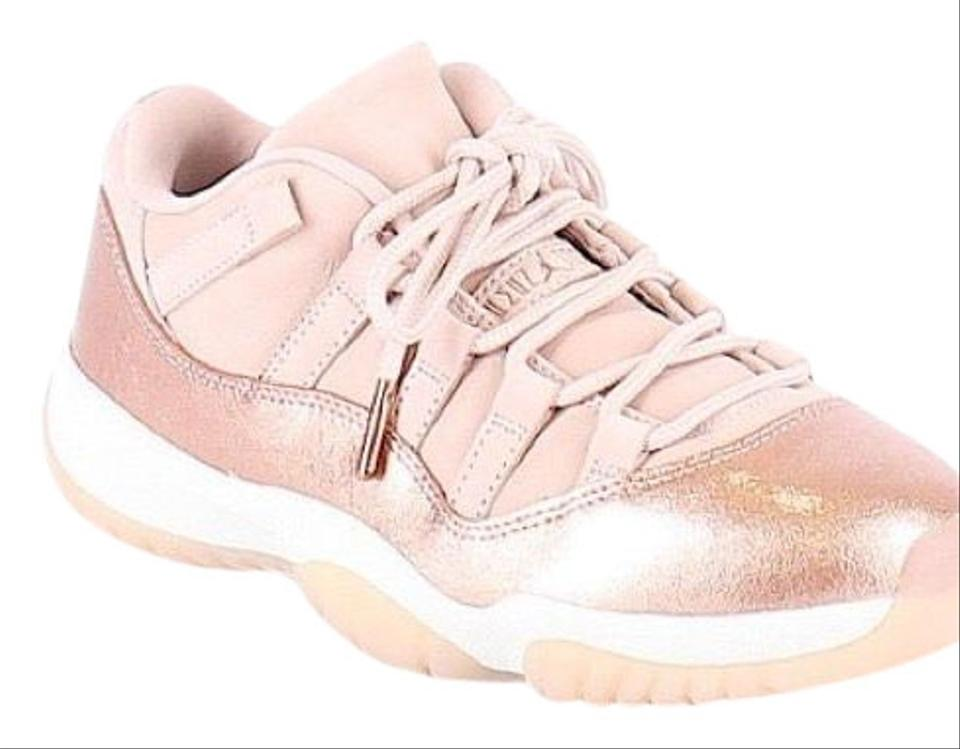 eb9f01587c6f Air Jordan Pink Retro 11 Sneakers. Size  US 7 Regular (M ...