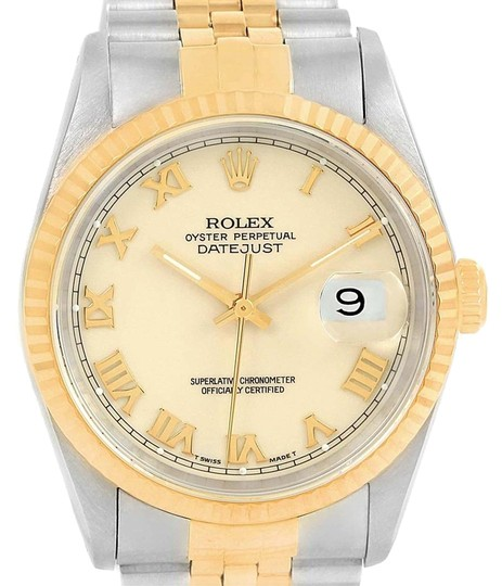 Preload https://img-static.tradesy.com/item/24322510/rolex-ivory-datejust-stainless-steel-yellow-gold-mens-16233-box-papers-watch-0-3-540-540.jpg
