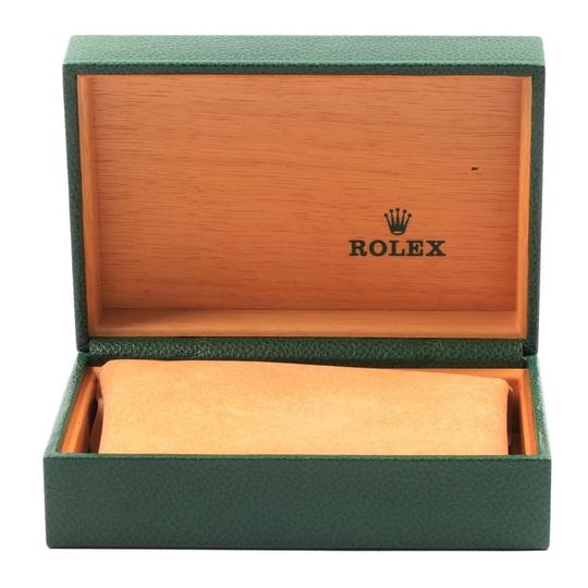 Rolex Rolex Datejust Stainless Steel Yellow Gold Mens Watch 16233 Box Papers Image 11