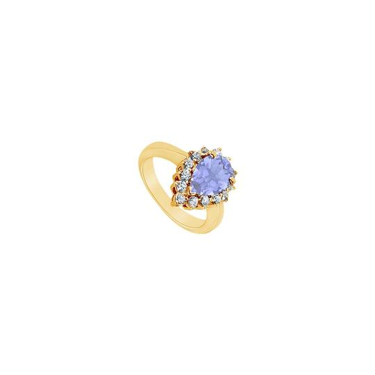 Preload https://img-static.tradesy.com/item/24322567/blue-created-tanzanite-and-cubic-zirconia-14k-yellow-gold-150-ct-tgw-ring-0-0-540-540.jpg