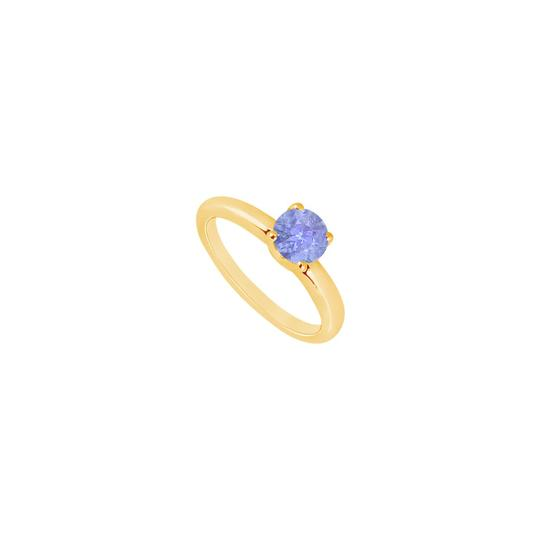 DesignerByVeronica Created Tanzanite Ring 14K Yellow Gold 1.00 CT TGW Image 0