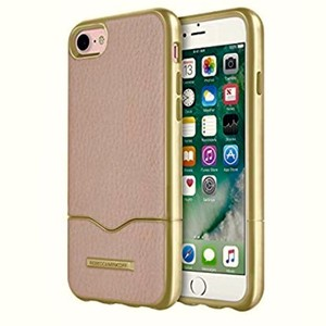 Rebecca Minkoff Rebecca Minkoff Nude Leather iPhone 7 Slide Case NWT