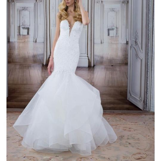 Pnina Tornai Off White 2017 Love Collection Style #14482