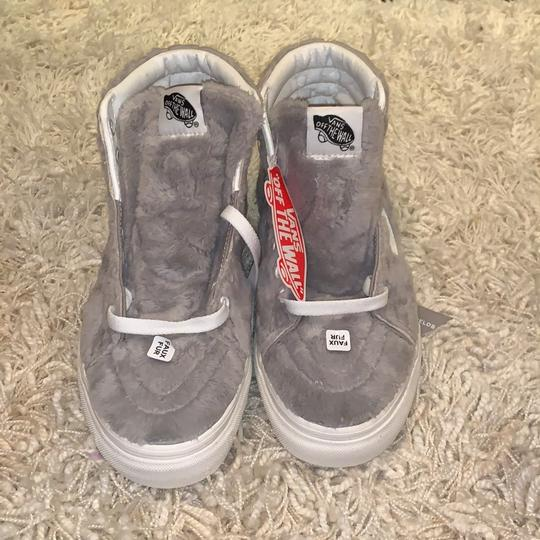 Vans gray Athletic Image 1