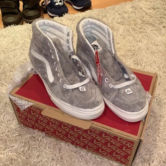 Vans gray Athletic Image 5