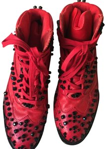 Givenchy Red Athletic