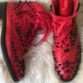 Givenchy Red Athletic Image 2