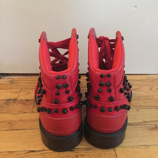 Givenchy Red Athletic Image 6