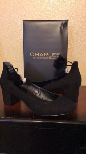 Charles by Charles David Black Pumps Image 3