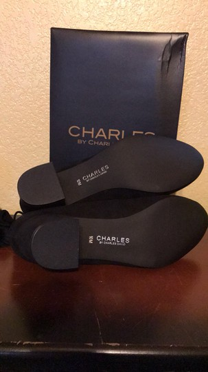 Charles by Charles David Black Pumps Image 4