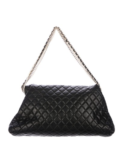 Chanel Classic Pearl Westminster Rare Limited Edition Tote in Black Image 3
