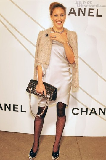 Chanel Classic Pearl Westminster Rare Limited Edition Tote in Black Image 4