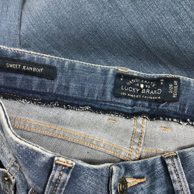 Lucky Brand Boot Cut Jeans Image 6