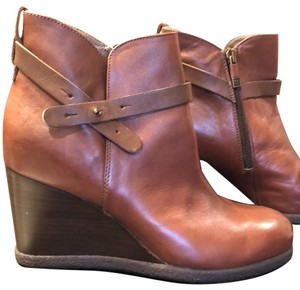 Alberto Fermani Brown Boots