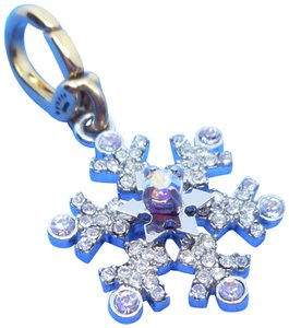 Juicy Couture Juicy Couture Snowflake Mini Charm