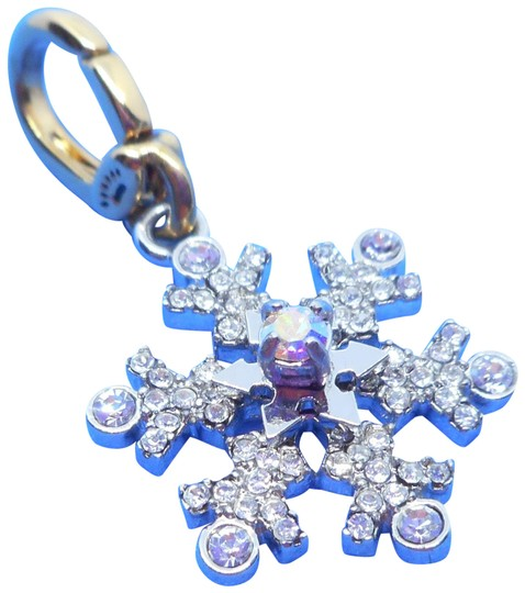 Juicy Couture Juicy Couture Snowflake Mini Charm Image 0
