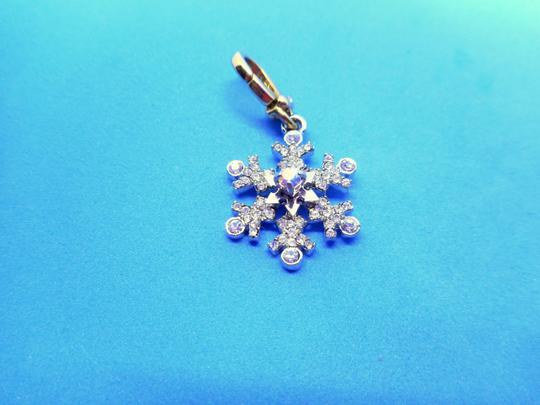 Juicy Couture Juicy Couture Snowflake Mini Charm Image 1