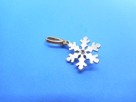 Juicy Couture Juicy Couture Snowflake Mini Charm Image 3