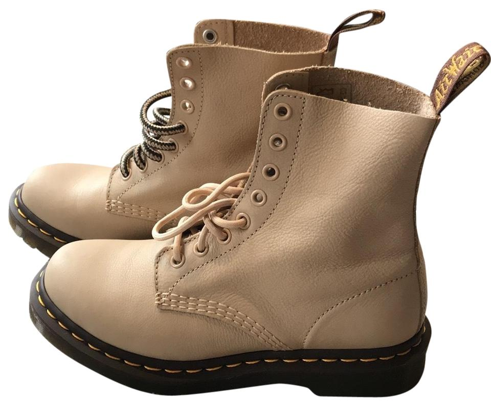 nuovo stile 43756 3ef81 Dr. Martens Beige 1460 Pascal Boots/Booties Size EU 37 (Approx. US 7)  Regular (M, B) 28% off retail