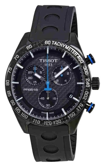 Preload https://img-static.tradesy.com/item/24323854/tissot-black-prs-516-chronograph-date-carbon-dial-men-s-rubber-watch-0-4-540-540.jpg