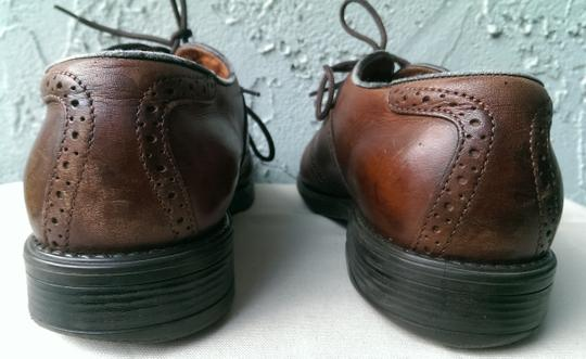 Easy Spirit Brown Men's Leather Mitchel Oxford Dress Casual 11 Shoes Image 8