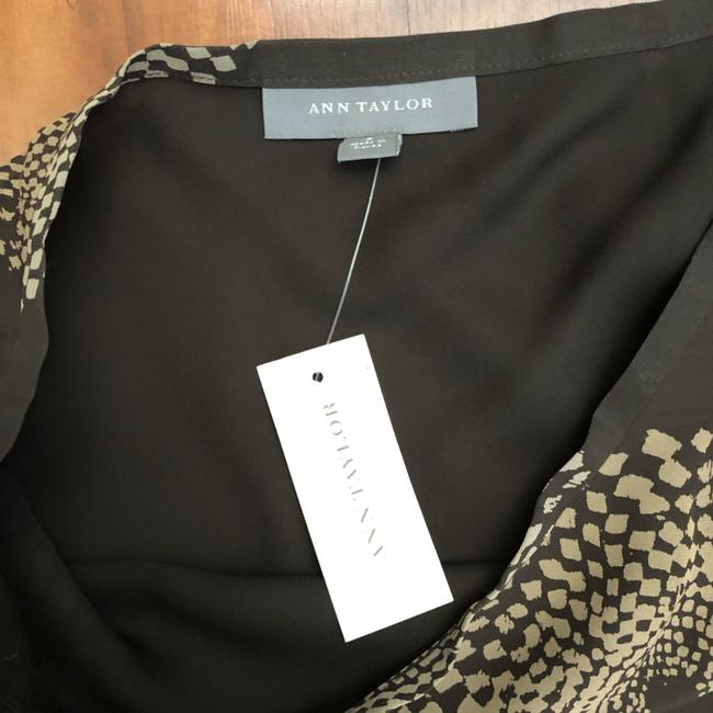 Ann Taylor Skirt Brown Image 3