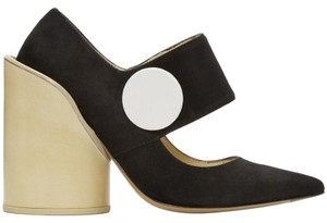 Jacquemus Black Platforms