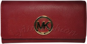 9f11922f8283 Red Michael Kors Accessories - Up to 70% off at Tradesy