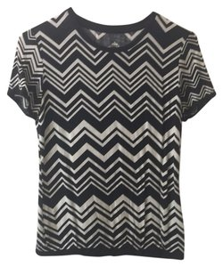 Missoni for Target T Shirt Black/white