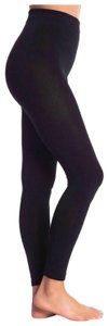 Halston Black Leggings