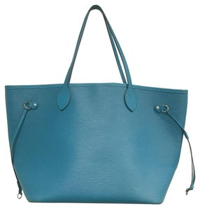 Louis Vuitton Tote in Teal