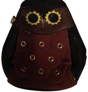 Kate Spade Kate Spade Maximilian Brown Owl Coin Purse